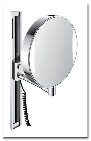 Kosmetikspiegel mit 3-fach und 7-fach Vergrösserung by Bavaria Bäder Technik GdbR