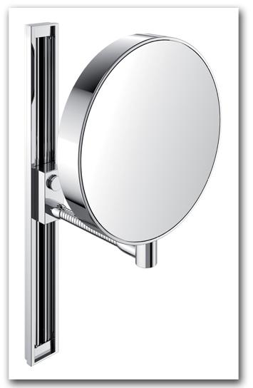 Kosmetikspiegel mit 3-fach und 7-fach Vergrösserung