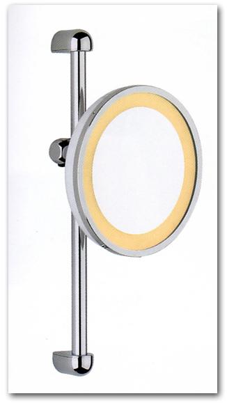 Kosmetikspiegel höhenverstellbar by Bavaria Bäder Technik GdbR