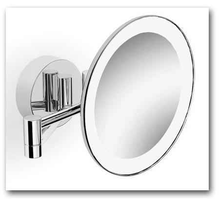 Vergrösserungsspiegel Kosmetikspiegel mit LED-Beleuchtung by Bavaria Bäder-Technik GdbR
