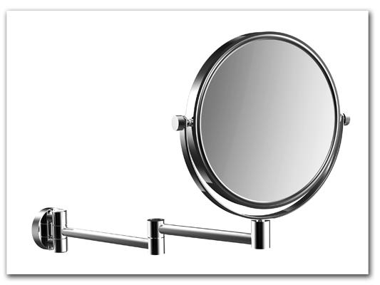 Kosmetikspiegel zur Rasur und zum Schminken und zur Kosmetik