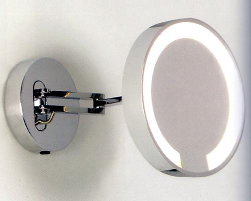 Rasierspiegel beleuchtet by Bavaria Bäder-Technik GdbR