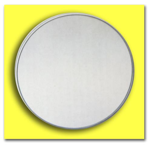 Schminkspiegel Kosmetikspiegel mit 10-facher Vergrösserung by Bavaria Bäder-Technik GdbR