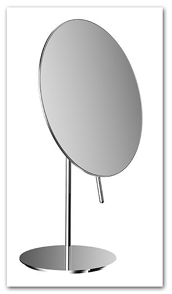 Standspiegel Kosmetikspiegel rund
